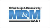Medical Design & Manufacturing East (MD&M East) 2014